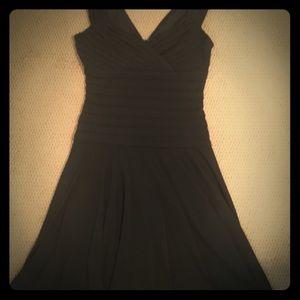 White House Black Market Fit & Flare Dress